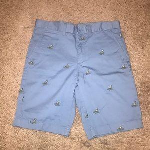 J. Crew Crewcuts Blue Critter Shorts - Octopus 14